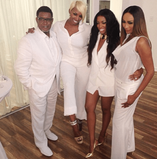 Cynthia Bailey Hosts First Real Housewives of Atlanta Party of Season Six
