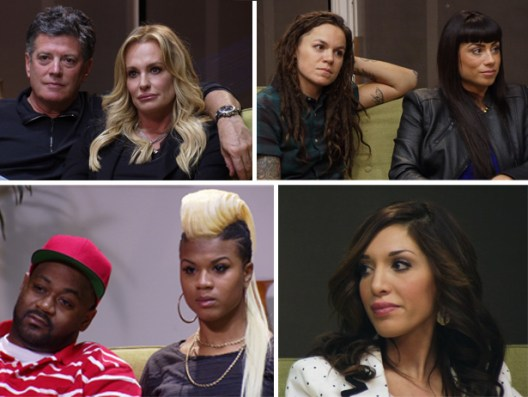 Couples Therapy, John Bluer, Taylor Armstrong, Ghost Face Killah, Farrah Abraham, John Gosselin