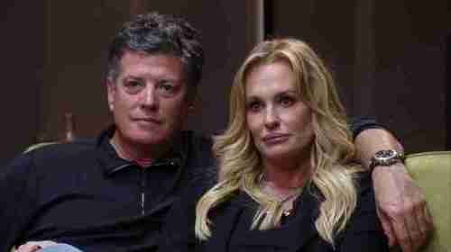 John Bluer and Taylor Armstrong on Couples Therapy 2014