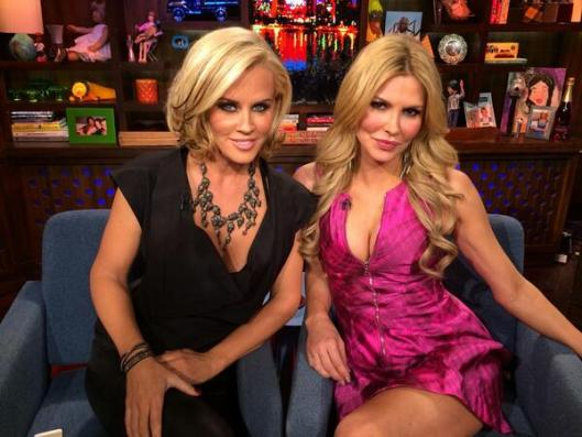 Watch What Happens Live With Brandi Glanville and Jenny McCarthy