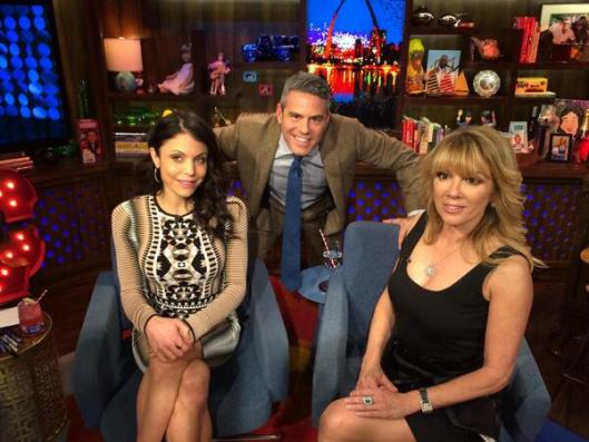 WWHL With Bethenny Frankel and Ramona Singer