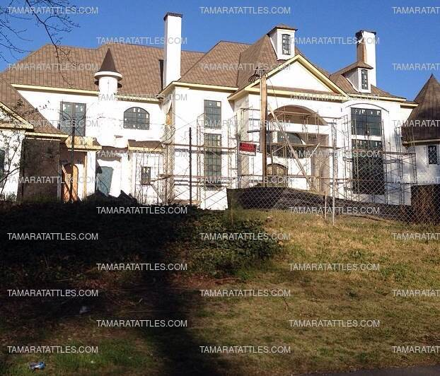 Heather Dubrow New House Progress