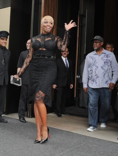 Here is Nene Leakes' Take on the NBCU Cable Upfronts