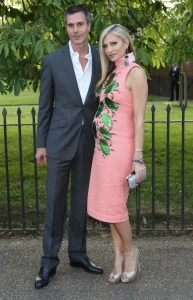Caprice's bug dress made the worst dress list in many London tabloids.