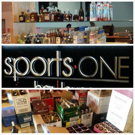 Peter Thomas and Kordell Stewart Open Sports One in Charlotte