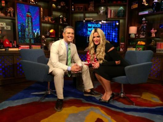 Kim Biermann Catch Up Post: WWHL and Don't Be Tardy Recap