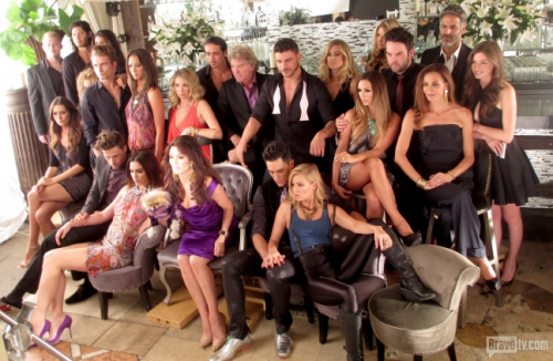 Pump Rules Full Cast