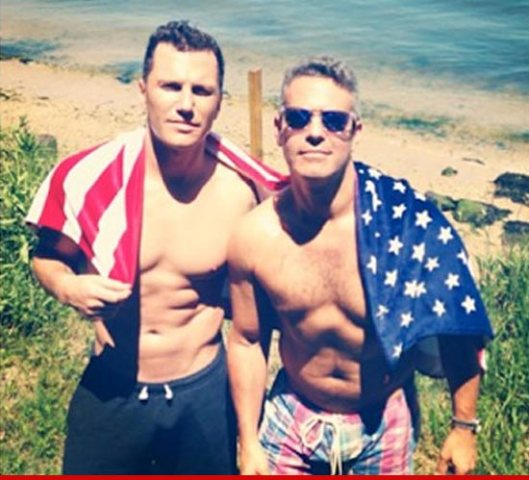 Andy Cohen's Very Straight Boyfriend, Sean Avery, Is Melting Down