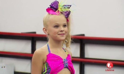 Dance Moms Recap: Oh No! It's Jo Jo With The Bow Bow, AND CHRIST(y)!