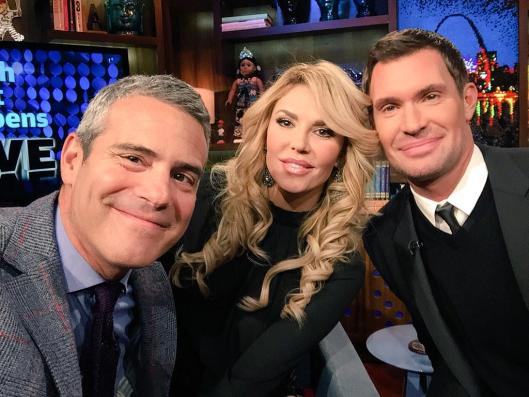 WWHL With Brandi Glanville and Jeff Lewis: Brandi Isn't Going To Win An Emmy