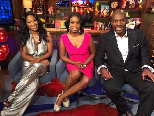 Watch What Happens Live With Kenya Moore And The Tankards