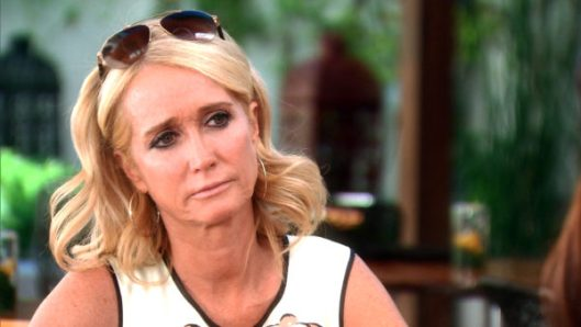 Kim Richards Still Has Not Completed Her Probation Requirements