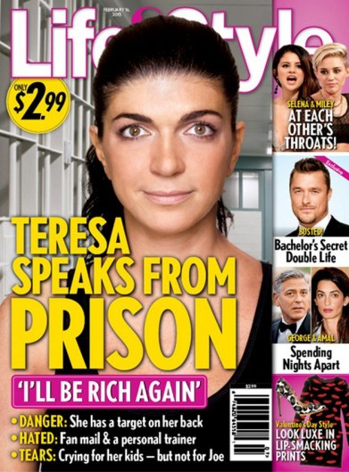 How Is Teresa Holding Up in Danbury Prison?