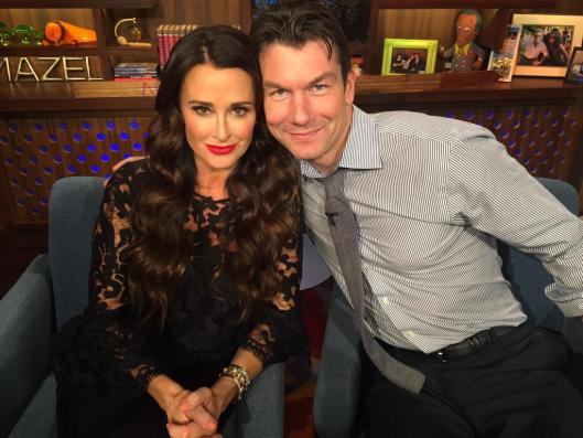 WWHL With Kyle Richards and Jerry O'Connell