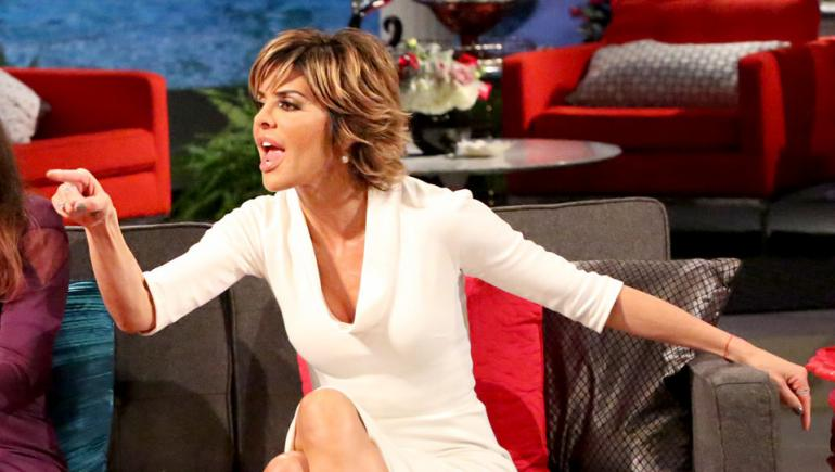 I wish Lisa Rinna was doing this with Andy right now.