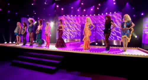 RuPaul Drag Race main stage