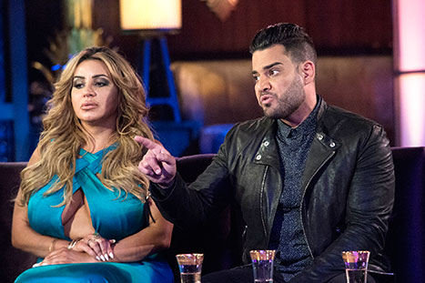 Shahs reunion Mike and MJ