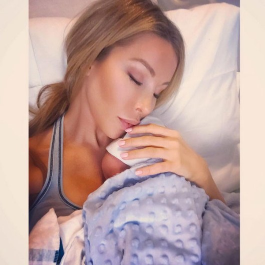 Real Housewives of Miami's Lisa Hochstein Welcomes Firstborn Son