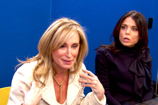 Real Housewives of New York: Old Habits & Hot Dresses