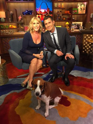 WWHL with VIcki and Jeff