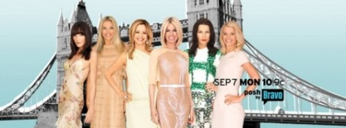 Ladies of London Season 2 premiere