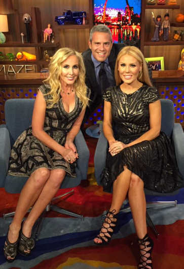 Watch What Happens Live With Shannon Beador and Gretchen Rossi