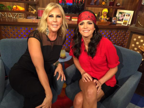 WWHL with VIcki