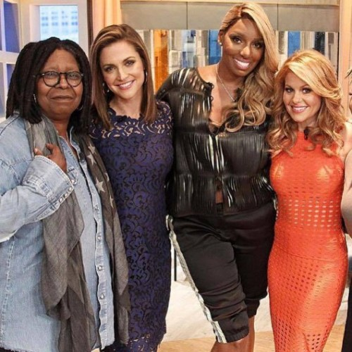 Nene on the view