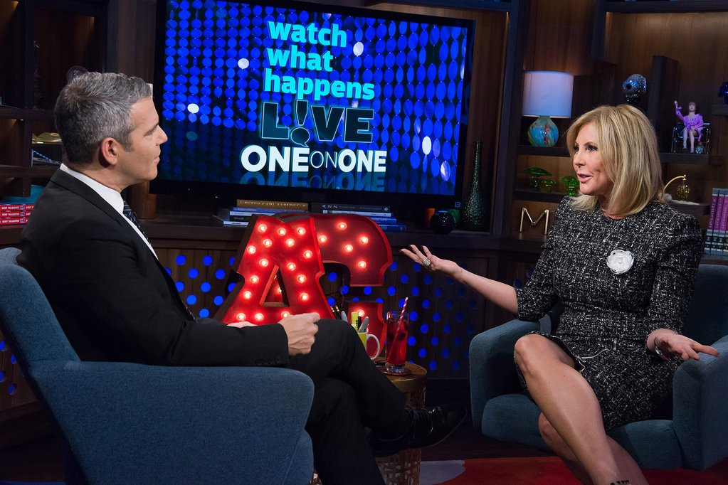 WWHL With Vicki Gunvalson