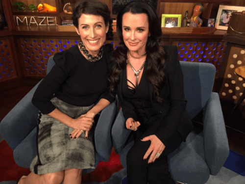 WWHL With Kyle Richards