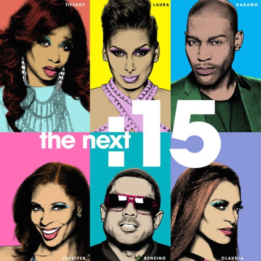 """The Lovely Claudia Jordan Returns to Our TV Screen Tonight With """"The Next :15"""""""