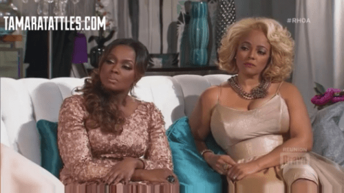 RHOA reunion marked Phaedra Kim
