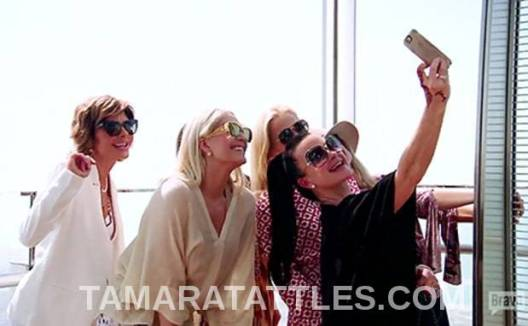 Real Housewives of Beverly Hills Recap: Lymes In The Sand