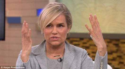 Yolanda on Dr. Oz: Her Journey To The Center of The Lyme