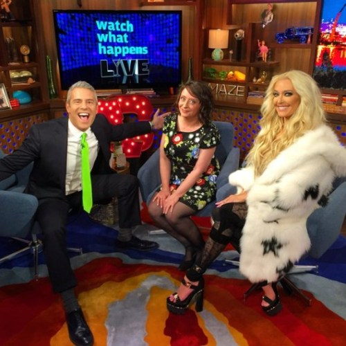 WWHL With Erika