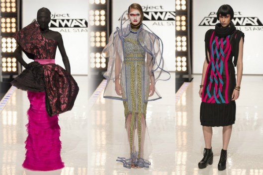 Project Runway All Stars Recap: State of the Art