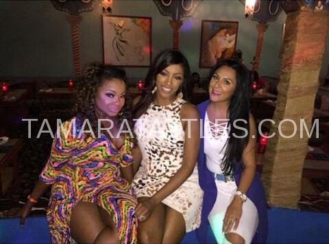 Exclusive RHOA Tea: Test Shooting Has Begun for RHOA