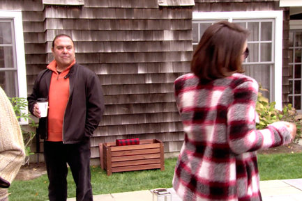Real Housewives of New York Recap: Finally, An Actual BBQ!