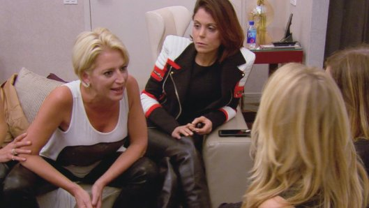 "Real Housewives on New York Recap: ""An Intimate Affair"""