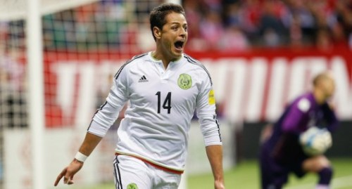 Chicharito!!!