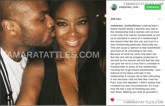 Exclusive Details! Kenya Moore Breaks Off Relationship With Matt Jordan