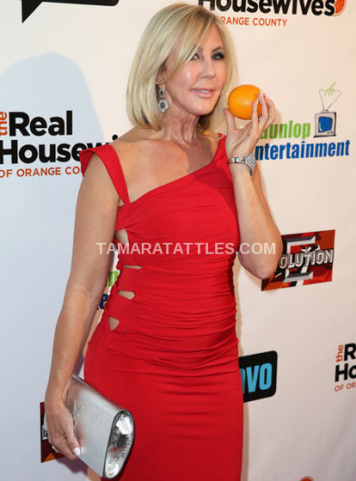 "THE REAL HOUSEWIVES OF ORANGE COUNTY -- ""The Real Housewives of Orange County"" Season 11 Premiere Party in Los Angeles on June 16, 2016 -- Pictured: Vicki Gunvalson -- (Photo by: Joe Scarnici/Bravo)"