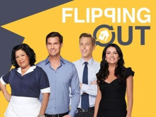 Flipping Out Cast