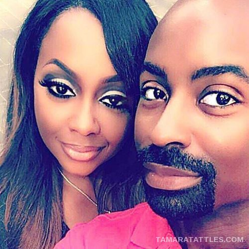 RHOA  Phaedra and Suitor
