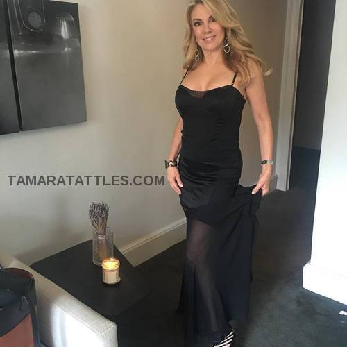RHONY Ramona Reunion Mark