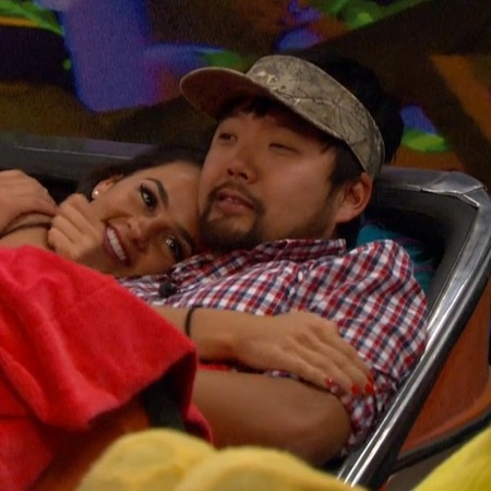 BB18 Nat and James