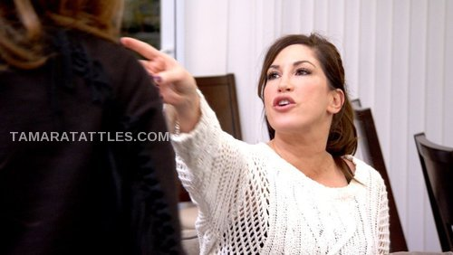 Jacqueline Laurita Is Suspicious Of Melissa Gorga's  Motives