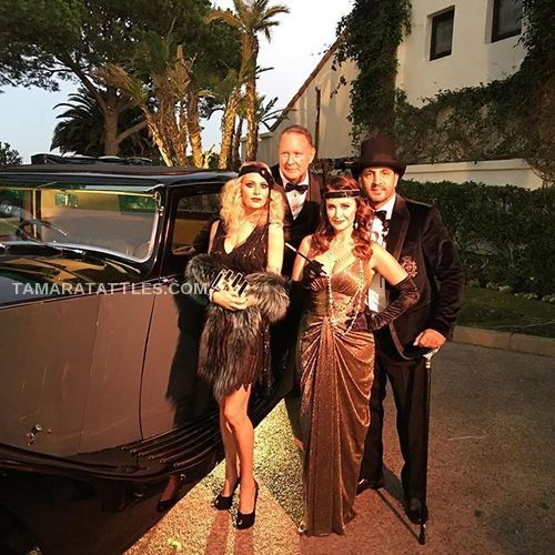 Kyle Throws a Great Gatsby Party That Looks Great To Me!