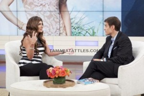 Teresa Giudice on Dr. Oz: Zero Acknowledgment of Wrongdoing