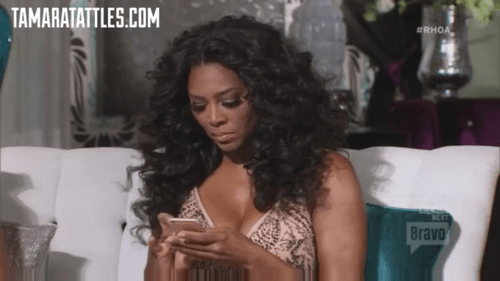 Kenya Moore Talks About Her Relationship With Matt In A Very Odd Way